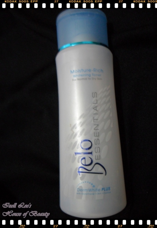 belo essentials moisture rich toner- izell lee (1)